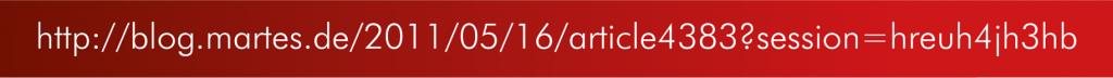 Anwendungsbeispiel einer unpassenden URL-Struktur | Werbeagentur und SEO Agentur Karlsruhe