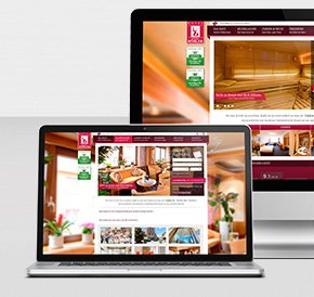 Relaunch website <br> Hotel Böhler