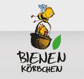 Wort-Bild-Marke KITA Bienenkörbchen