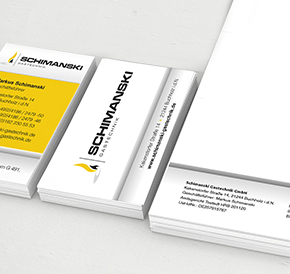 Word-Image Brand Schimanski Gastechnik