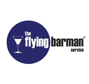 Wort-Bild-Marke Flying Barman Service