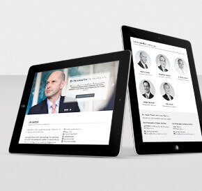 Relaunch Hofsäß + Partner Lawyers