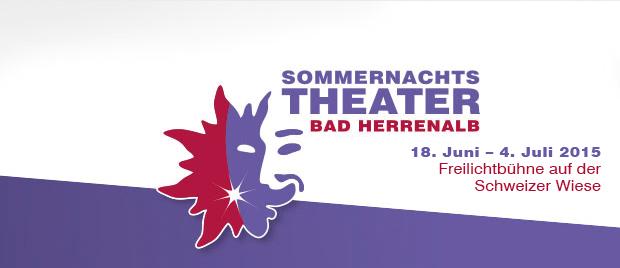 Bad Herrenalb: Sommernachtstheater 2015