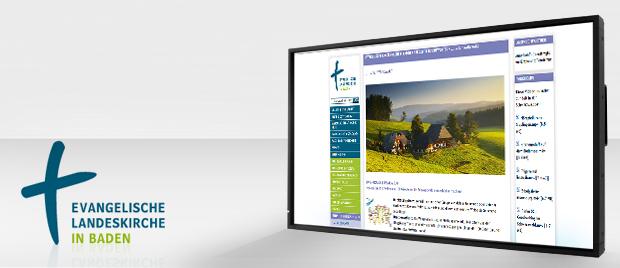 Werbeagentur Karlsruhe: Digitales Leit- und Informationssystem
