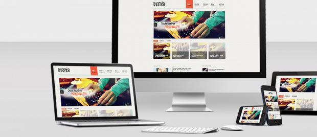 Werbeagentur Karlsruhe: Responsives Webdesign