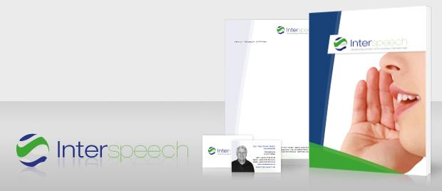 Werbeagentur Karlsruhe: Printprodukte Interspeech