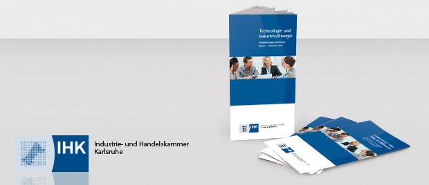 Werbeagentur Karlsruhe: IHK Veranstaltungskalender 2015