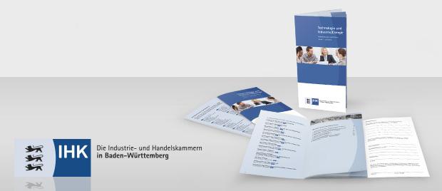Die Werbeagentur Karlsruhe gestaltet für die für die IHKs aus BW.