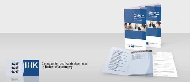 Die Werbeagentur Karlsruhe erstellt den Veranstaltungskalender für die IHKs BW