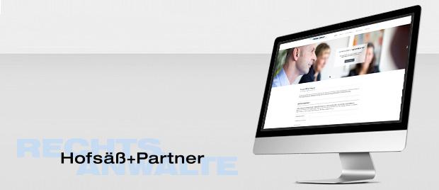 Werbeagentur Karlsruhe relauncht den Internetauftritt der Kanzlei