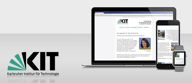 Die Werbeagentur Karlsruhe gestaltet für die FTU einen responsives Online-Mailing