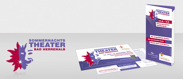 Werbeagentur Karlsruhe Sommernachtstheater 2017