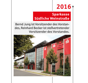 """Phylogenetic tree """"Sparkasse Südliche Weinstraße"""""""