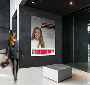 Plakatkampagne Taekima